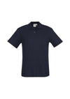 Kids Crew Polo (Style P400KS) - Navy