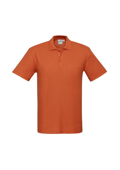 Kids Crew Polo (Style P400KS) - Orange