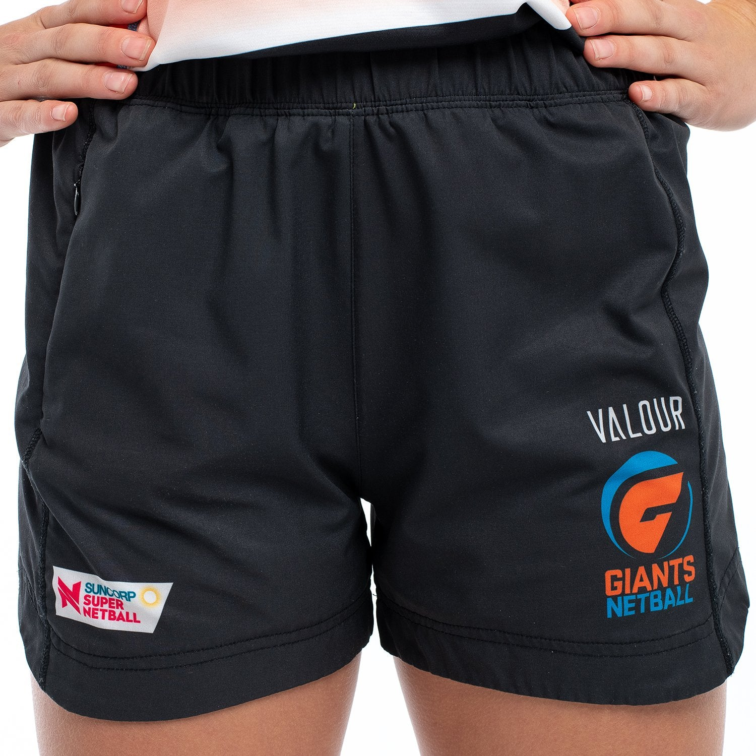 GIANTS Netball Replica Training Shorts