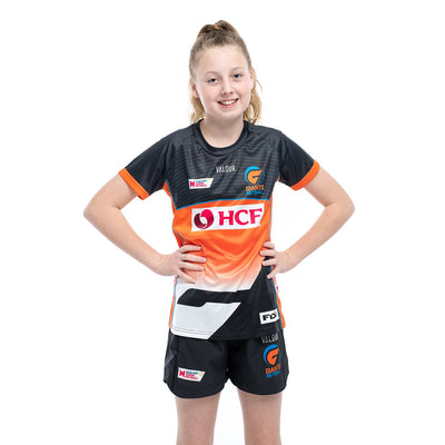 GIANTS Netball Replica Warm Up Tee
