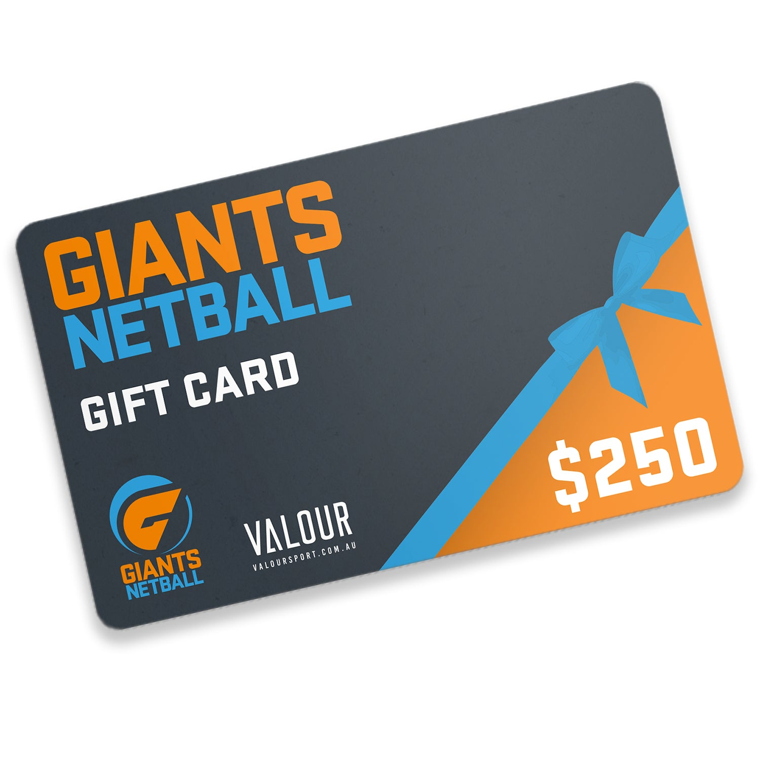 Giants Netball $250 Gift Card