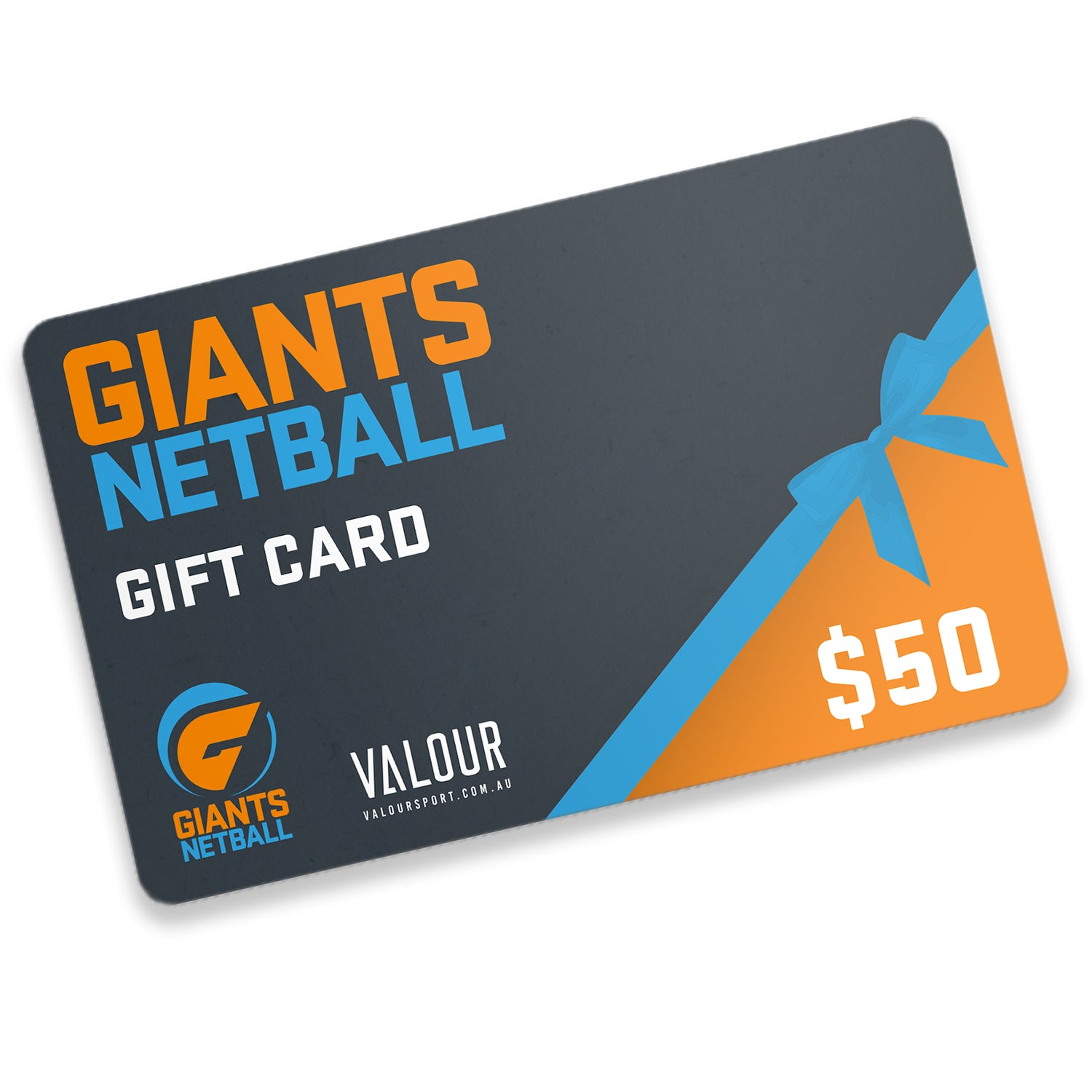 Giants Netball  $50 Gift Card