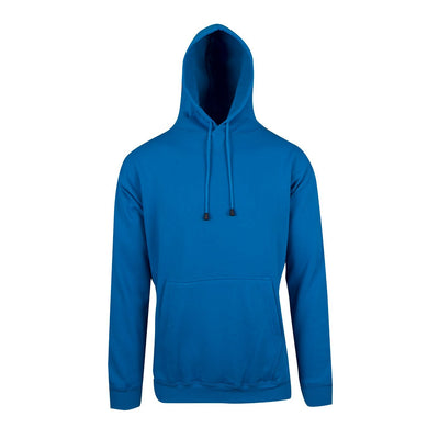The warmest hoodie on earth - Mens Kangaroo Pocket RAMO Hoodie in Azure