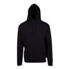 The warmest hoodie on earth - Mens Kangaroo Pocket RAMO Hoodie in Black
