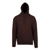The warmest hoodie on earth - Mens Kangaroo Pocket RAMO Hoodie in Brown
