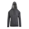The warmest hoodie on earth - Mens Kangaroo Pocket RAMO Hoodie in Dark Marl