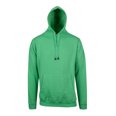 The warmest hoodie on earth - Mens Kangaroo Pocket RAMO Hoodie in Emerald Green