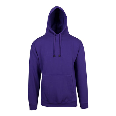 The warmest hoodie on earth - Mens Kangaroo Pocket RAMO Hoodie in Grape