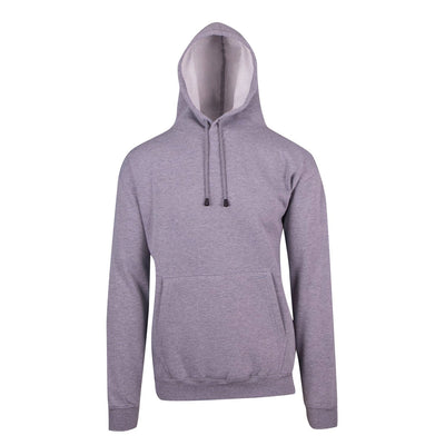 The warmest hoodie on earth - Mens Kangaroo Pocket RAMO Hoodie in Grey Marl