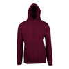 The warmest hoodie on earth - Mens Kangaroo Pocket RAMO Hoodie in Maroon