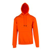 The warmest hoodie on earth - Mens Kangaroo Pocket RAMO Hoodie in Orange