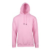 The warmest hoodie on earth - Mens Kangaroo Pocket RAMO Hoodie in Pink