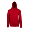 The warmest hoodie on earth - Mens Kangaroo Pocket RAMO Hoodie in Red