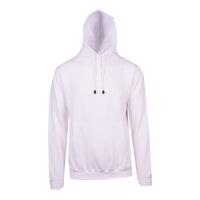 The warmest hoodie on earth - Mens Kangaroo Pocket RAMO Hoodie in White