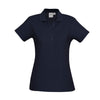 The perfect classic polo for your ladies crew - the Biz Collection Ladies Crew Polo in Navy