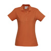 The perfect classic polo for your ladies crew - the Biz Collection Ladies Crew Polo in Orange