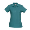 The perfect classic polo for your ladies crew - the Biz Collection Ladies Crew Polo in Teal