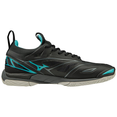 Mizuno Wave Mireage 2.1 Netball Shoe - left inner side
