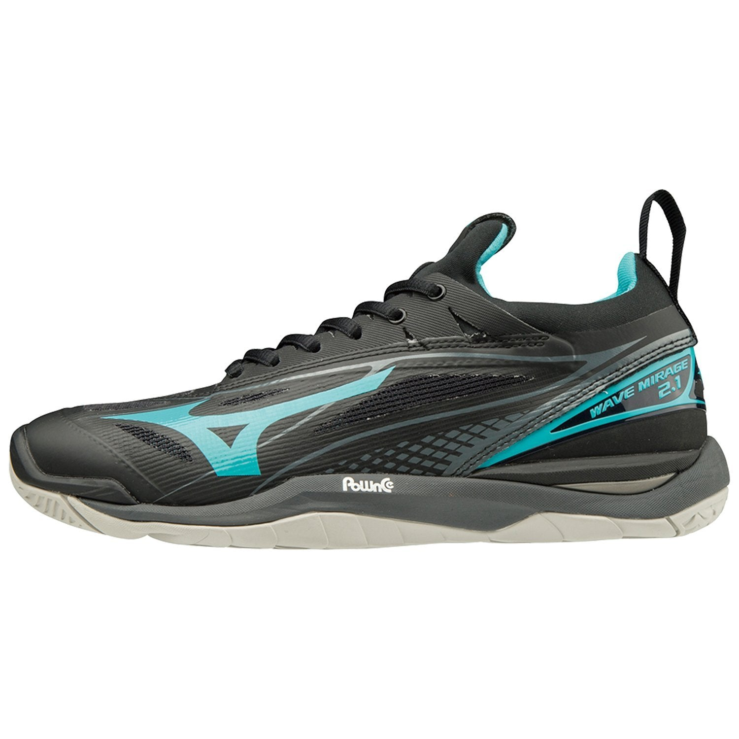 Mizuno Wave Mireage 2.1 Netball Shoe - left side