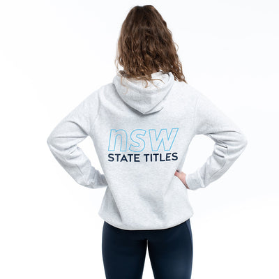 Netball NSW Junior State Titles Hoodie