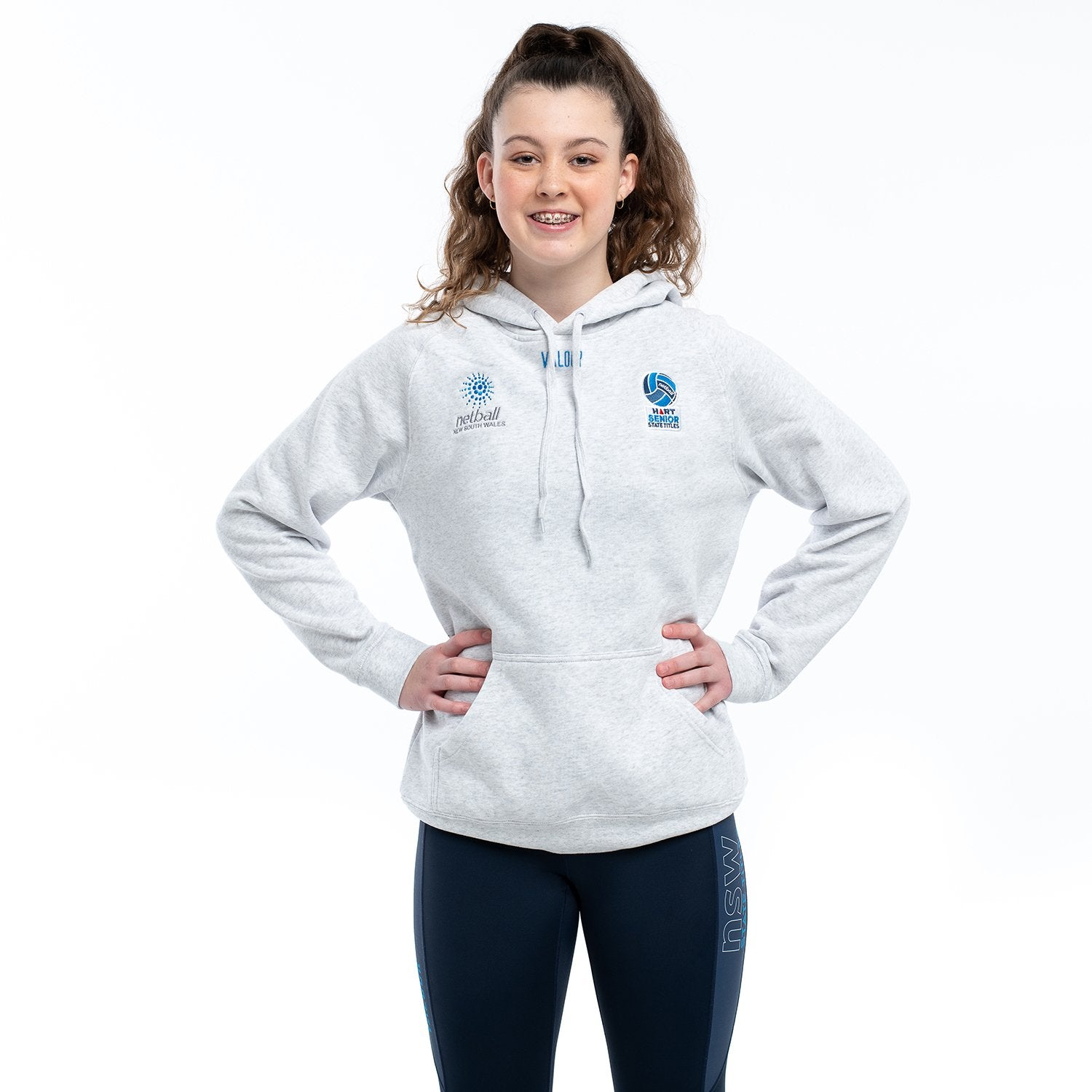 Netball NSW Senior State Titles Hoodie