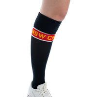 NSW CIS Football Socks