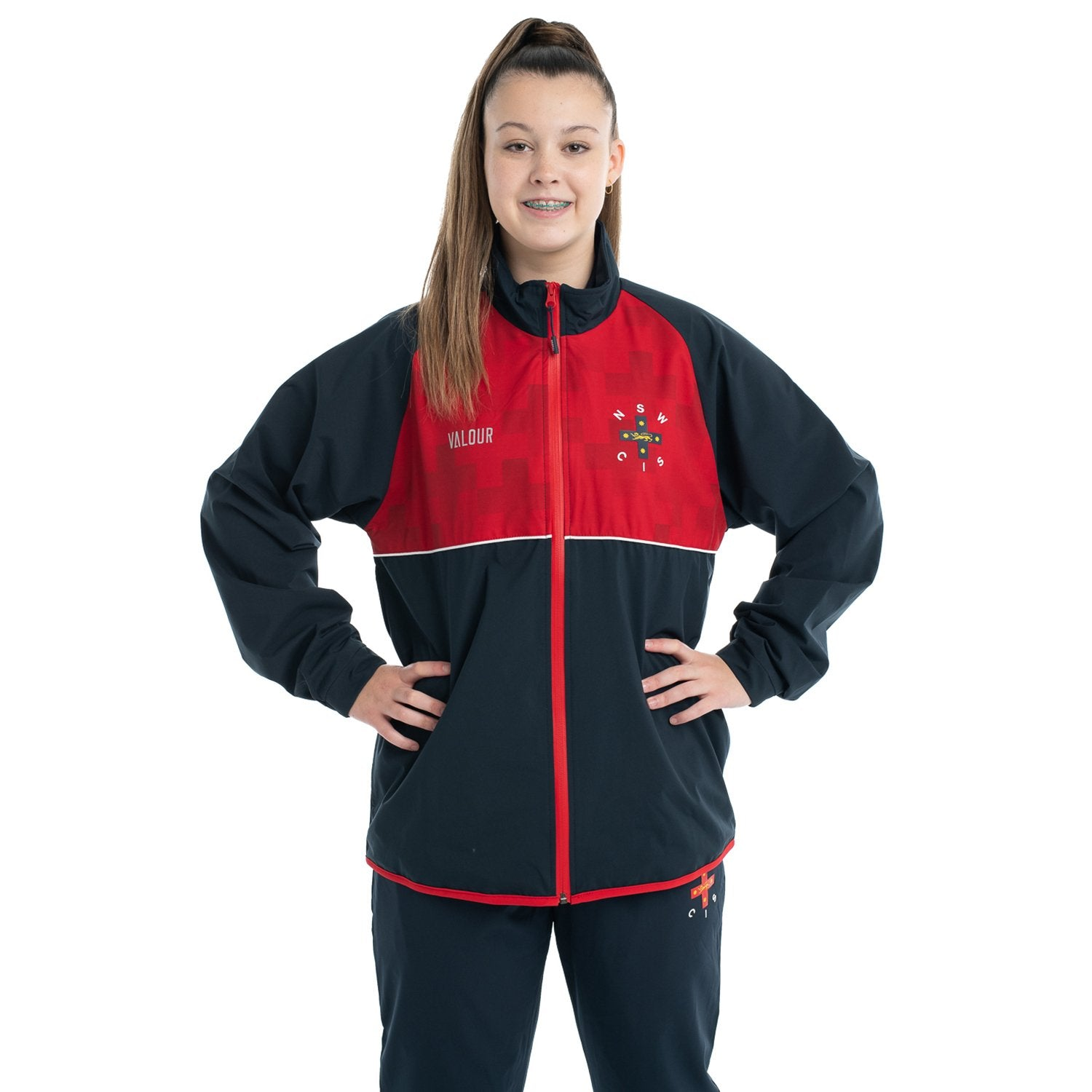 NSW CIS Track Jacket