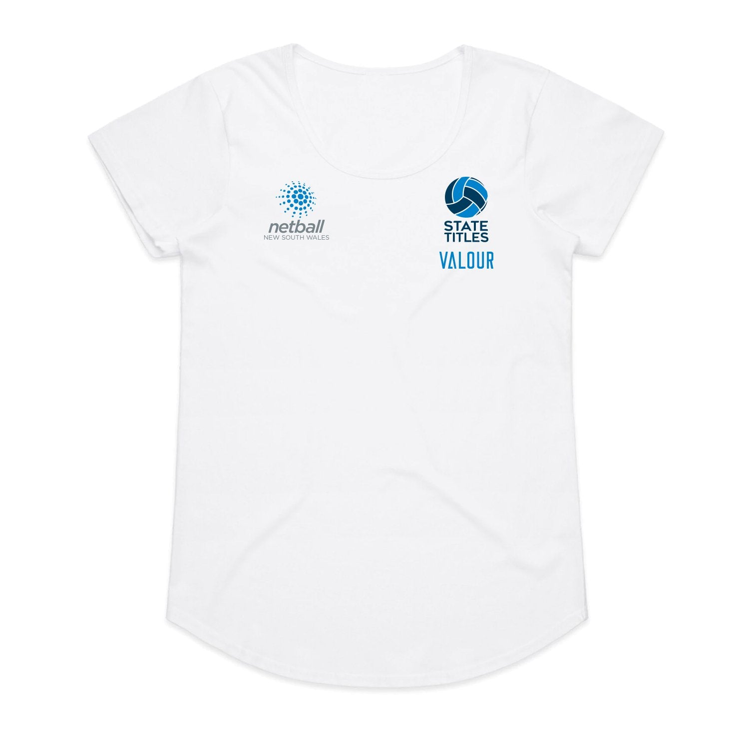 Netball NSW State Titles Fashion Tee