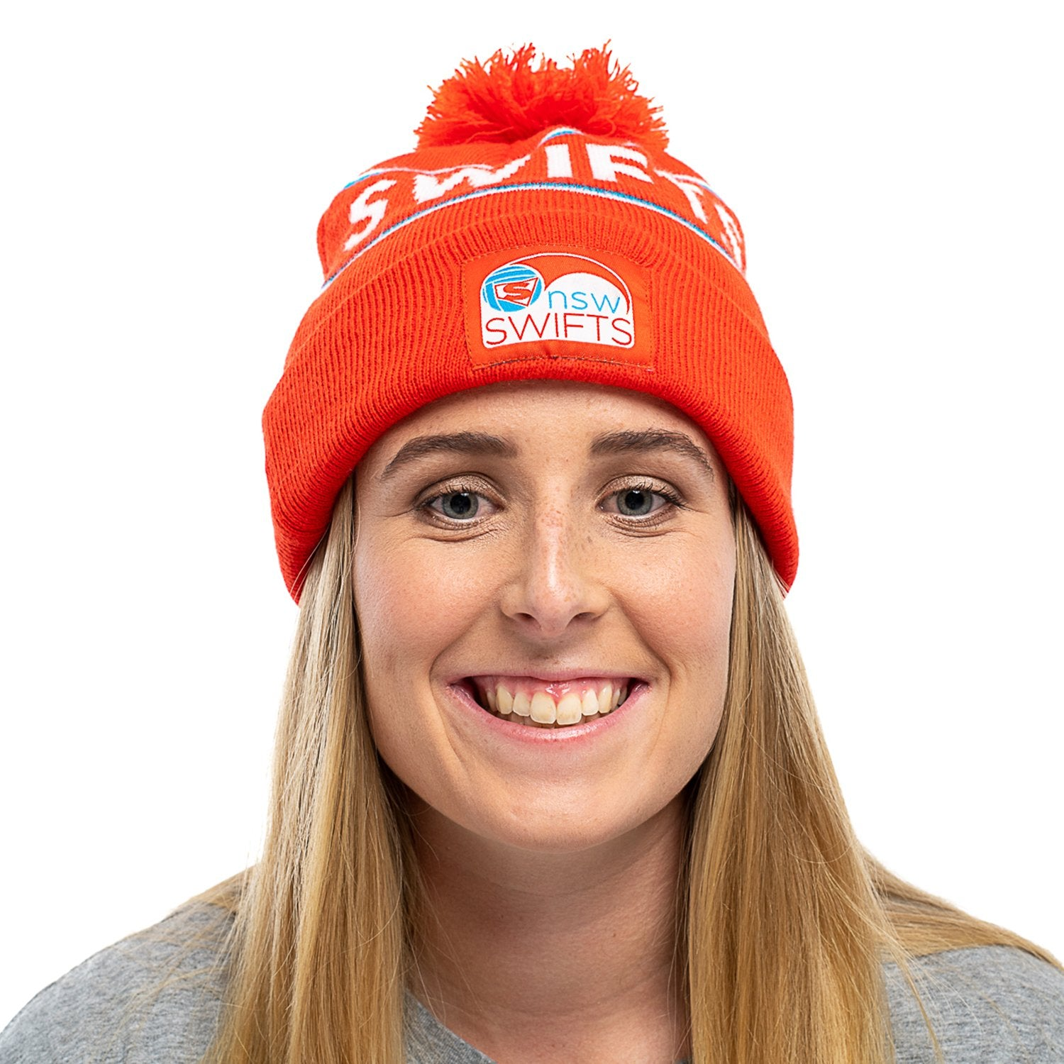 NSW Swifts Beanie