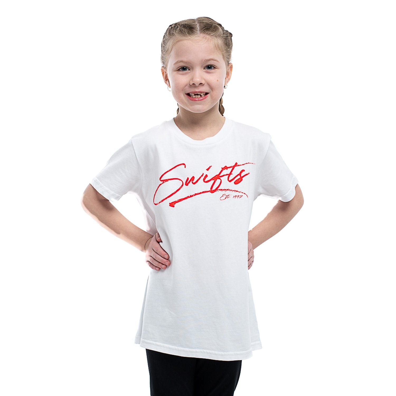 NSW Swifts Girls Fashion Tee