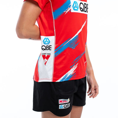 NSW Swifts Replica Warm Up Tee