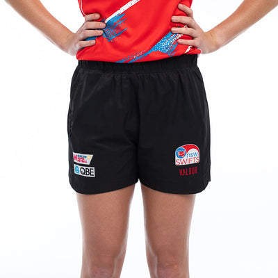 NSW Swifts Replica Training Shorts