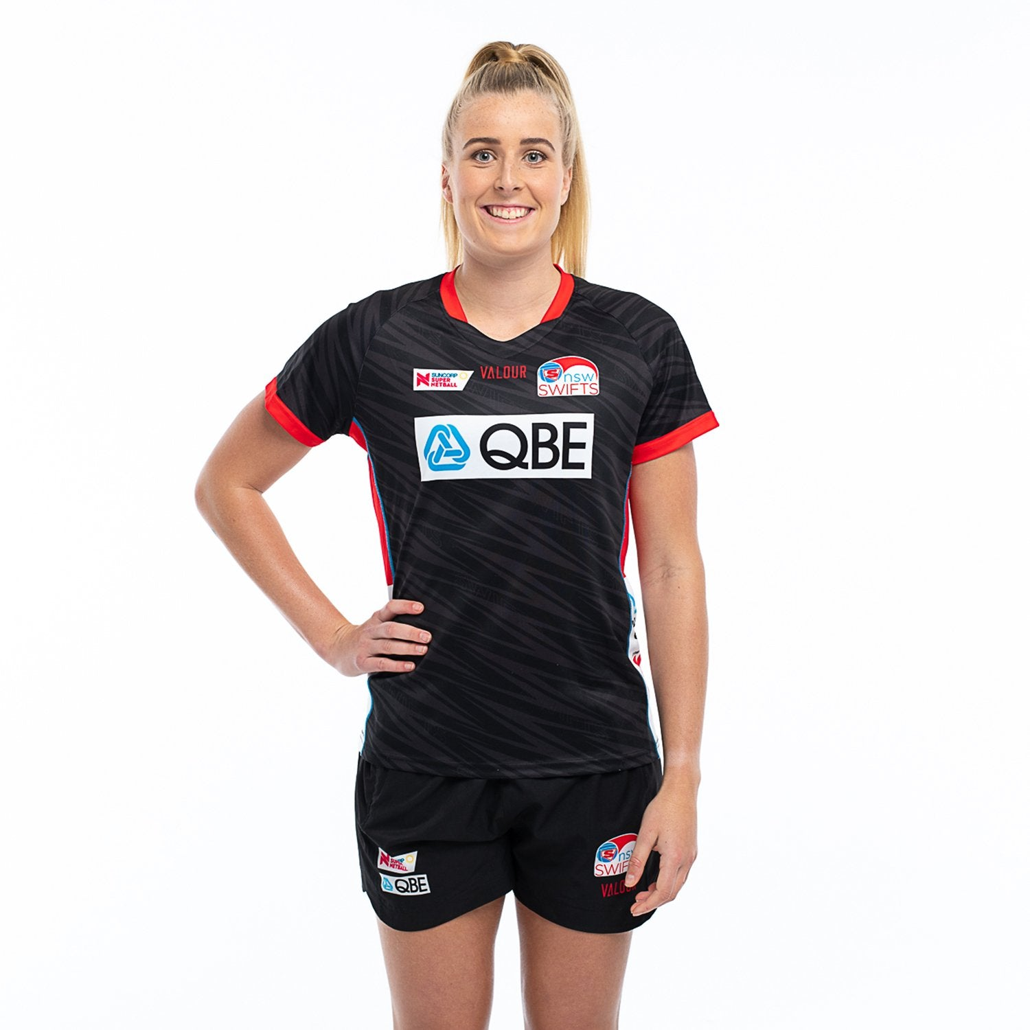 NSW SWIFTS Replica Top Training Top 2020