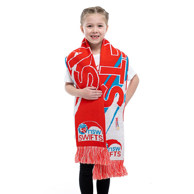 NSW Swifts Scarf
