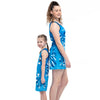 Rouse Hill RAMS Netball Club NanoFuse A-Line Netball Dress