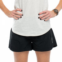 Valour Active- Short-Black