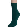 Valour Sport Cotton School Socks, sold in a 3-pack - Brunswick Green long sock