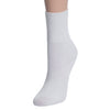 Valour Sport Cotton School Socks, sold in a 3-pack - White long sock