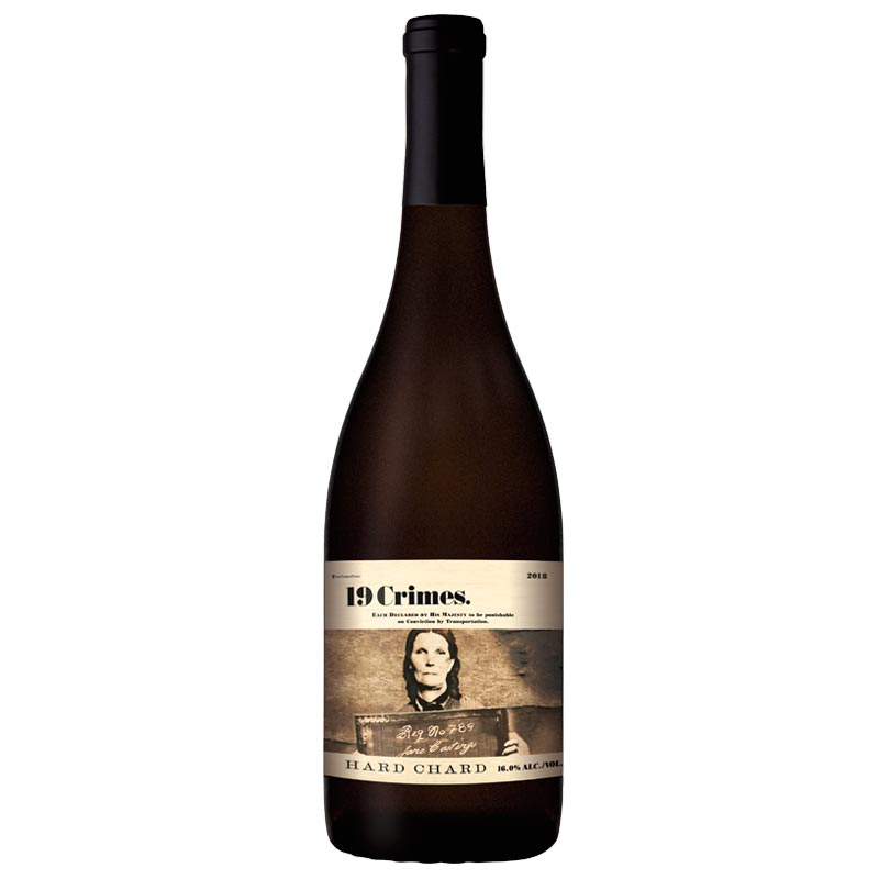 19 Crimes Hard Chardonnay - vinosdelmundouy