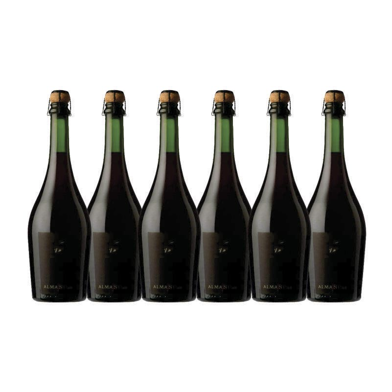 Pack Almanegra Brut Nature - 6 Botellas