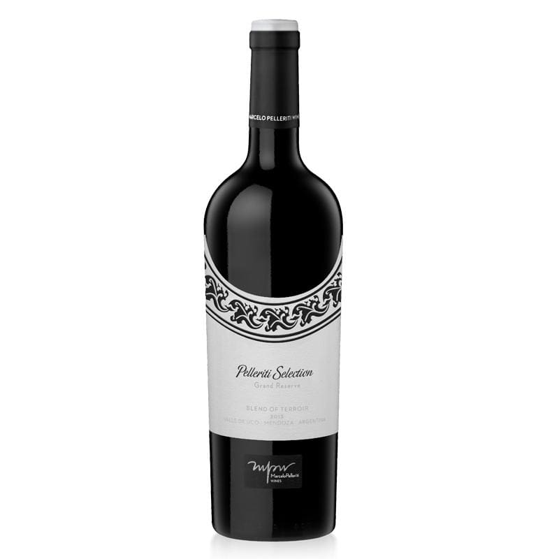 Marcelo Pelleriti Grand Reserve Blend of Terroirs - vinosdelmundouy