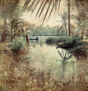BACKWATERS SLOW - Limited Edition Fine Art