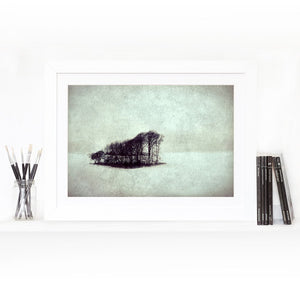 Cold - Limited edition fine art print