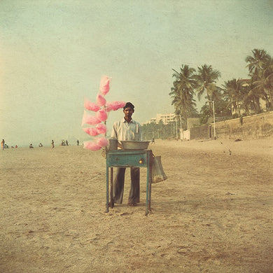 Candy Floss Beach  - Limited Edition Fine Art