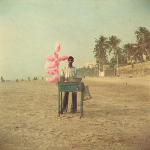 Candy Floss Beach  - Limited Edition Fine Art photo