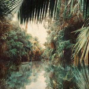 Backwaters Jungle - Limited Edition Fine Art print