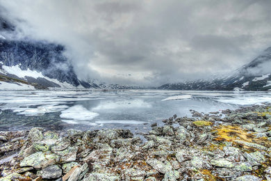 Into Geiranger - Fine art Limited edition photo print