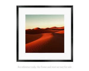 Desert Love - Limited Edition Fine Art photo print