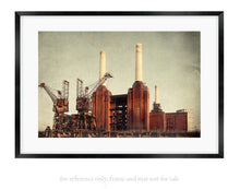 Load image into Gallery viewer, Battersea Power 3 - Limited Edition Fine Art photo print