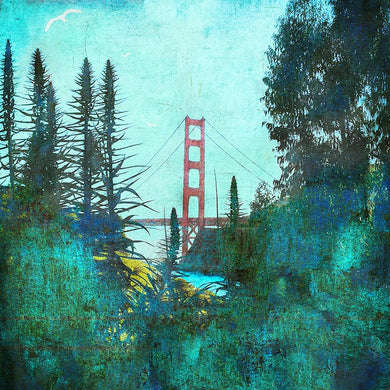 From Marin - Fine art limited edition print